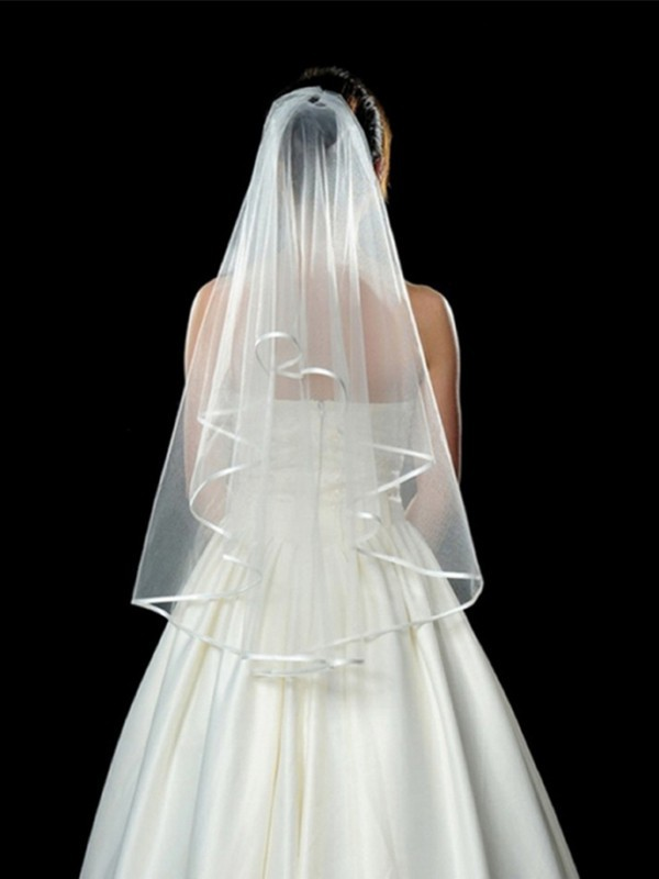 Stunning Tulle Wedding Veil