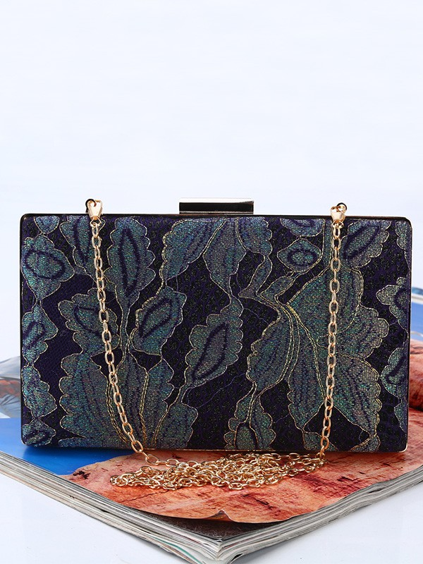 New Vintage Silk Evening/Party Handbag