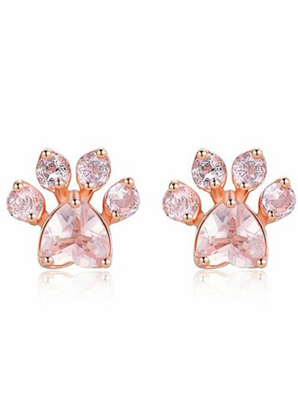 New Hot Sale Alloy With Zircon Earrings
