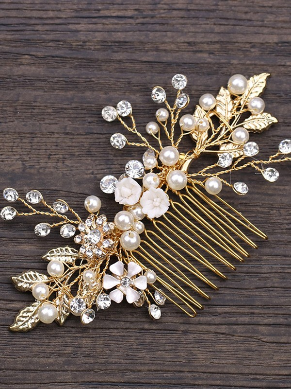 Fashion Czech Alloy Headpiece