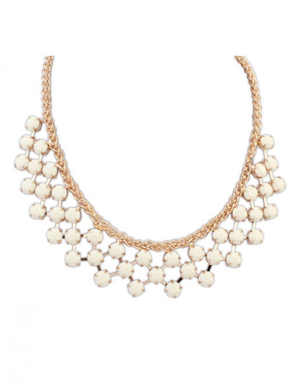 Stylish Occident Stylish Grand Classic all-match Necklace