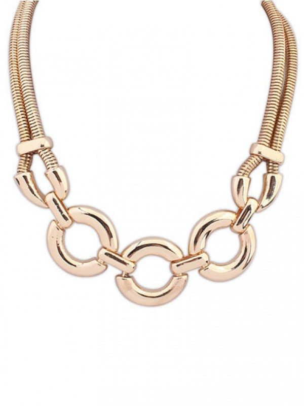 Stylish Occident Punk Major suit Street shooting Necklace