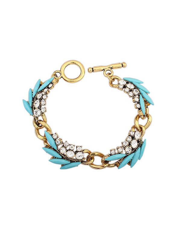Gorgeous Occident Retro Ethnic Geometry Bracelet