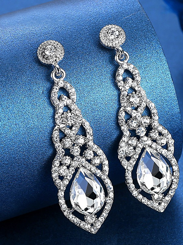 New Hot Sale Crystal Earrings
